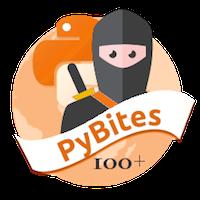 PyBites Ninja Orange Belt