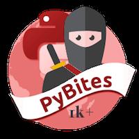 PyBites Ninja Red Belt